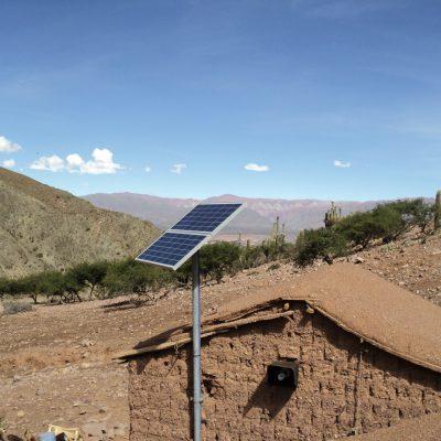 Los pueblos eólicos y solares